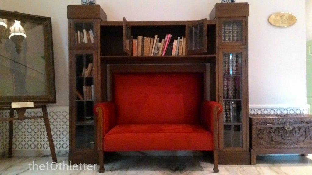 The Sidji - Book Corner