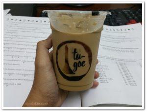 Es Kopi Tugoe - es kopi susu di tembalang