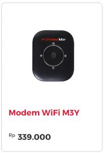 smartfren Modem WiFi M3Y